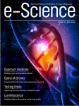 E-science_magazine_cover