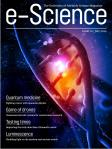 E-science_magazine_cover